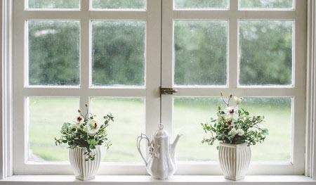fenêtre  à Brignais